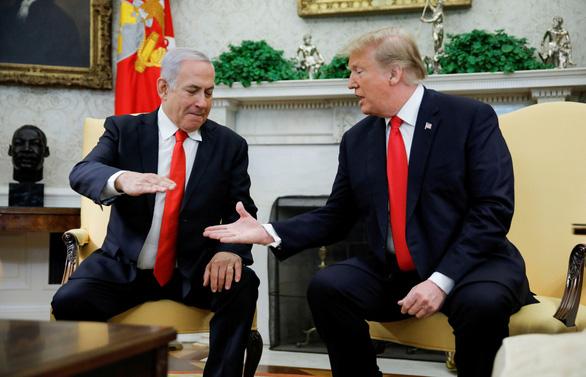 Thủ tướng Israel tái đắc cử, ông Trump nói cơ hội cho hòa bình Israel - Palestine - Ảnh 2.