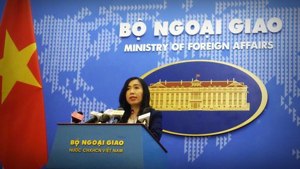Bộ Ngoại giao nói về thông tin Việt Nam nhiều án tử hình - Ảnh 1.