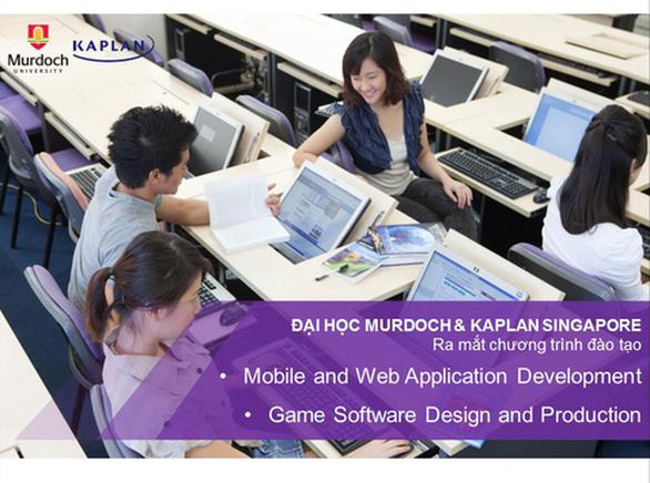 Cơ hội việc làm tại Singapore: Game và phát triển ứng dụng - Ảnh 1.