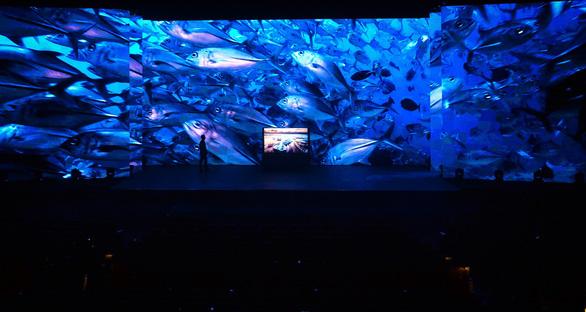 Samsung ra mắt tivi QLED 8K đầu tiên trên thế giới - Ảnh 3.