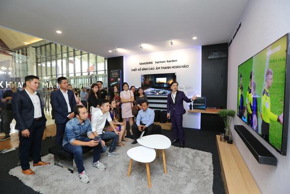 Samsung ra mắt tivi QLED 8K đầu tiên trên thế giới - Ảnh 5.
