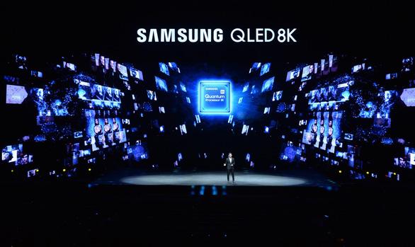 Samsung ra mắt tivi QLED 8K đầu tiên trên thế giới - Ảnh 6.