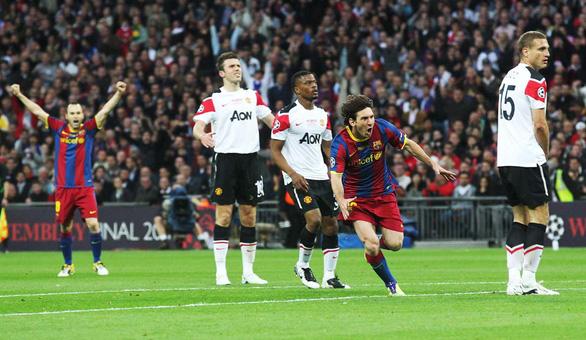 Messi không nằm trong tính toán của Sir Alex - Ảnh 4.
