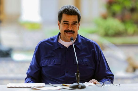 Ông Maduro đồng ý nhận viện trợ nhân đạo quốc tế thông qua Chữ thập đỏ - Ảnh 1.