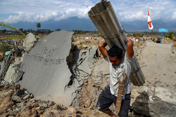 Động đất mạnh ở Indonesia, cảnh báo sóng thần phát đi trong 40 phút - Ảnh 1.