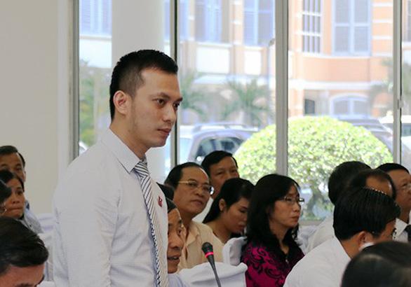 Thống nhất đề nghị cách chức ông Nguyễn Bá Cảnh - con trai ông Nguyễn Bá Thanh - Ảnh 1.