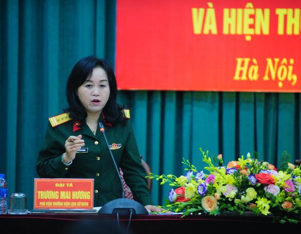Hội thảo 65 năm chiến thắng Điện Biên Phủ sẽ công bố lần đầu nhiều tài liệu mật - Ảnh 1.