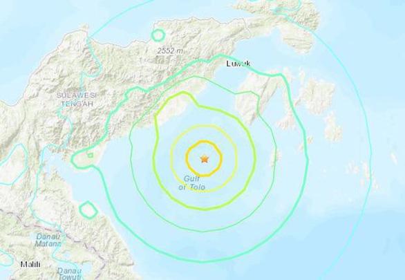Động đất mạnh ở Indonesia, cảnh báo sóng thần phát đi trong 40 phút - Ảnh 2.