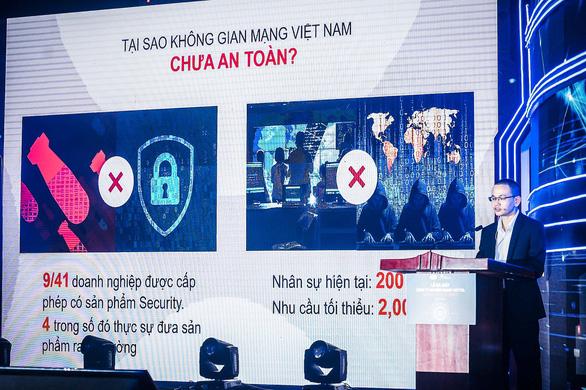 Viettel mở công ty an ninh mạng gồm các chuyên gia hàng đầu Việt Nam - Ảnh 1.