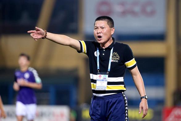 Bị Sanna Khánh Hòa cầm chân, CLB Hà Nội mất ngôi nhất bảng - Ảnh 2.