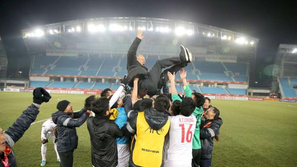 HLV Park Hang Seo: Việt Nam đang là đội bóng mạnh nhất Đông Nam Á - Ảnh 2.