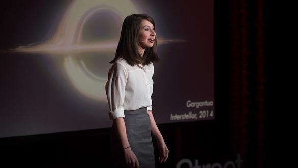 Chân dung nữ kỹ sư 29 tuổi góp công tạo bức ảnh hố đen vũ trụ - Ảnh 1.