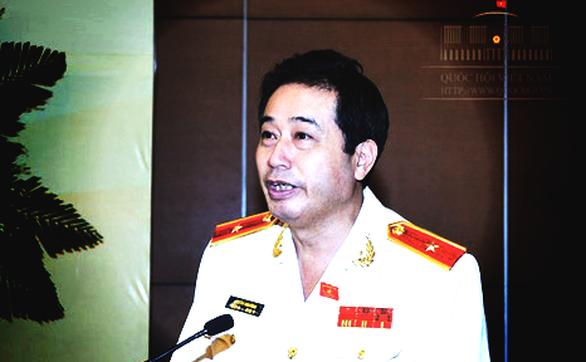 Ông Lê Đình Nhường mất chức ở Ủy ban Quốc phòng - an ninh, thôi đại biểu Quốc hội - Ảnh 1.