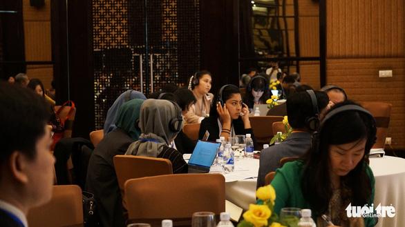 APEC tăng cường kỹ năng số cho phụ nữ, trẻ em gái thời công nghiệp 4.0 - Ảnh 3.