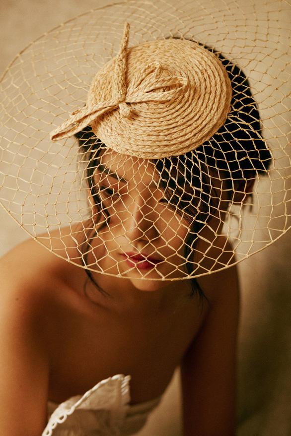 Hải Minh - cô gái nhỏ và thời trang bền vững từ cói - Ảnh 4.