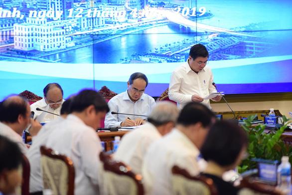 TP.HCM kiến nghị Thủ tướng cho phép chủ động về giá đất khi giải tỏa, đền bù - Ảnh 2.