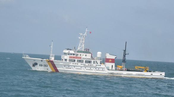 Kiểm ngư phát hiện 42.000 lượt tàu cá nước ngoài vi phạm trong 5 năm - Ảnh 1.