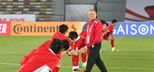 HLV Park Hang Seo: Việt Nam đang là đội bóng mạnh nhất Đông Nam Á - Ảnh 1.
