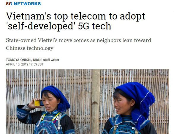 Viettel khẳng định mạng 4G của Viettel không có thiết bị Huawei - Ảnh 1.