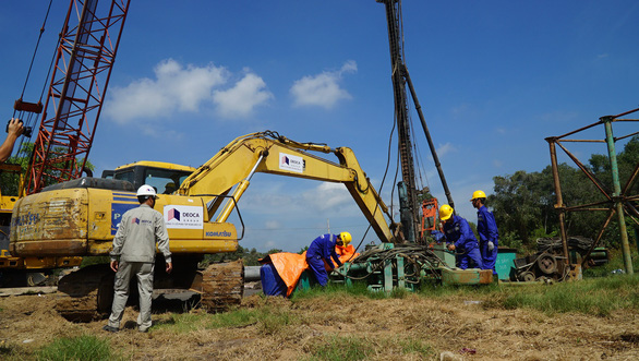 Khởi động lại dự án cao tốc Trung Lương - Mỹ Thuận - Ảnh 1.