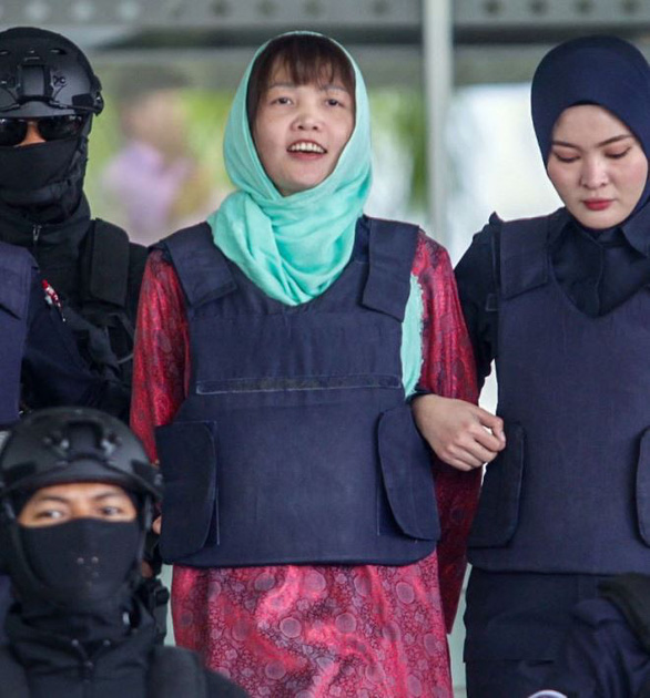 Luật sư Malaysia nói Đoàn Thị Hương sẽ được trả tự do vào 3-5 - Ảnh 1.