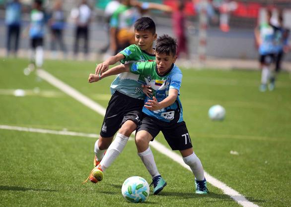 Cầu thủ nhí Việt Nam tiếp tục tham gia World Cup thu nhỏ - Ảnh 2.