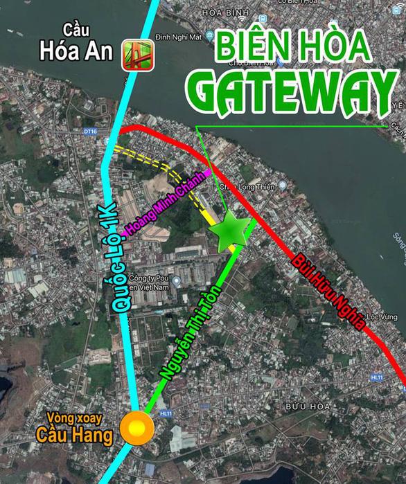 Biên Hòa Gateway - Điểm sáng đất nền vùng ven TP. HCM - Ảnh 3.