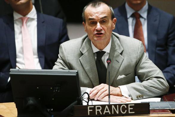 Đại sứ Pháp tại Mỹ nói trật, Đại sứ Pháp tại Iran bị triệu tập - Ảnh 1.