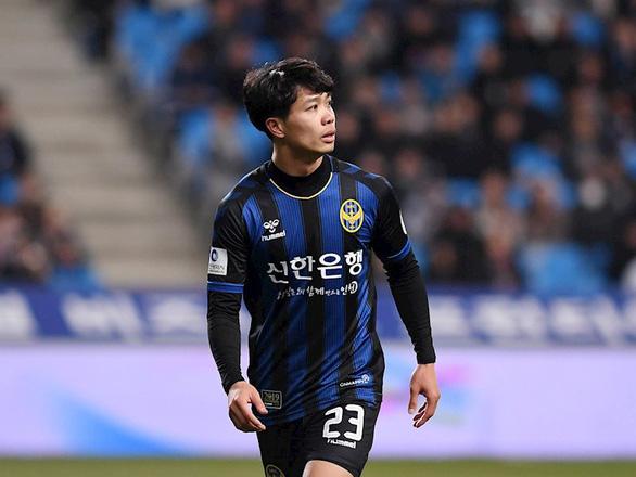 Công Phượng thi đấu 40 phút trong thất bại thứ 5 liên tiếp của Incheon - Ảnh 1.