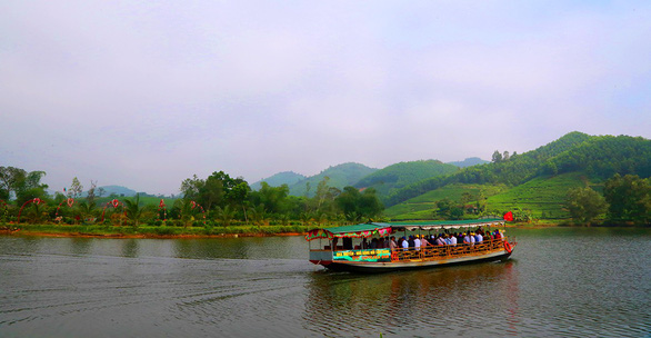 Saigontourist cam kết hỗ trợ phát triển du lịch Nghệ An - Ảnh 1.