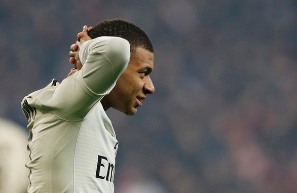 Thua sốc Lille 1-5, PSG lại lỡ cơ hội vô địch sớm Ligue I - Ảnh 1.