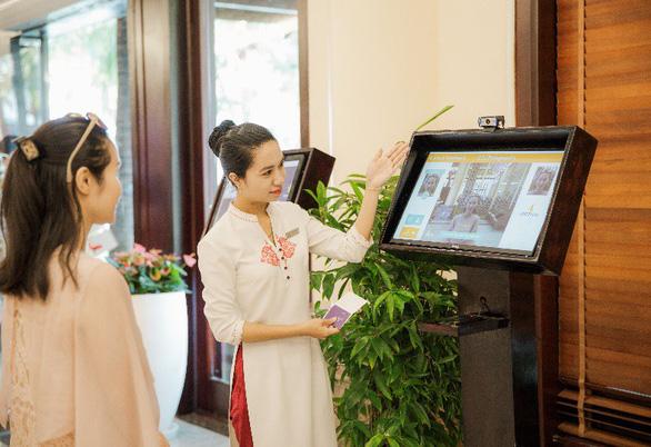 Nhận diện gương mặt trong dịch vụ du lịch khách sạn - Ảnh 1.
