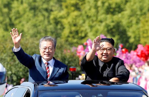 Đi Mỹ về, tổng thống Hàn nói muốn gặp ông Un càng sớm càng tốt - Ảnh 1.