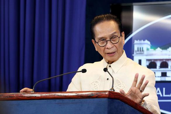 Philippines nói phán quyết Biển Đông không thực hiện được vì không ai giúp - Ảnh 1.