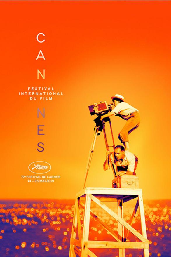 Poster Cannes 2019 tôn vinh nữ đạo diễn quá cố Agnès Varda - Ảnh 1.