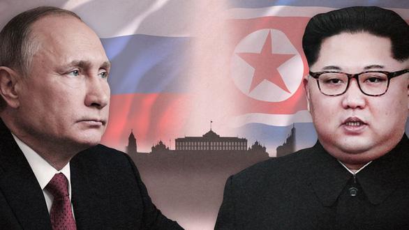 Yonhap: Thượng đỉnh Putin - Kim diễn ra tại Nga tuần tới - Ảnh 1.