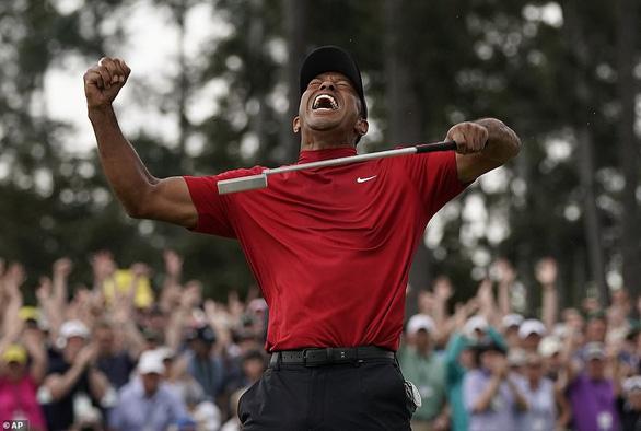 Tiger Woods với cuộc trở lại vĩ đại nhất lịch sử thể thao - Ảnh 1.