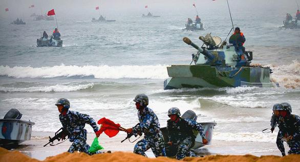 Nhận diện vũ khí chiếm đảo nguy hiểm mới của Trung Quốc - Ảnh 2.