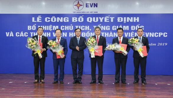 Tổng công ty Điện lực miền Trung có tổng giám đốc mới - Ảnh 1.