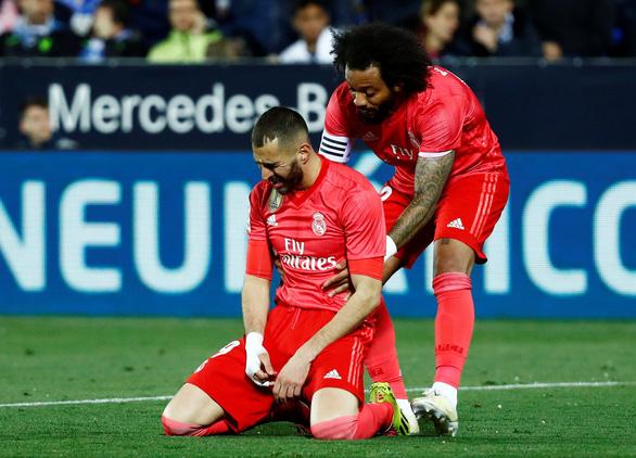 Thi đấu thiếu lửa, Real Madrid bị Leganes cầm chân - Ảnh 1.