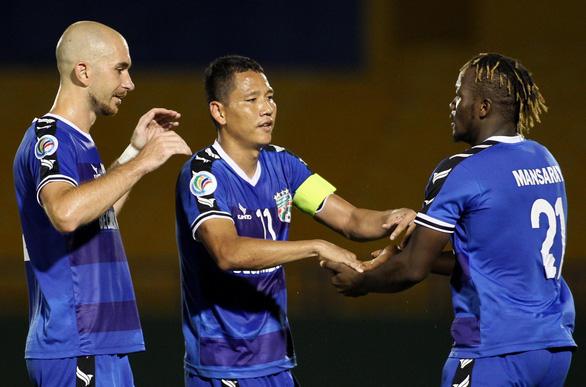 B.Bình Dương vùi dập Shan United 6-0 ở AFC Cup 2019 - Ảnh 2.