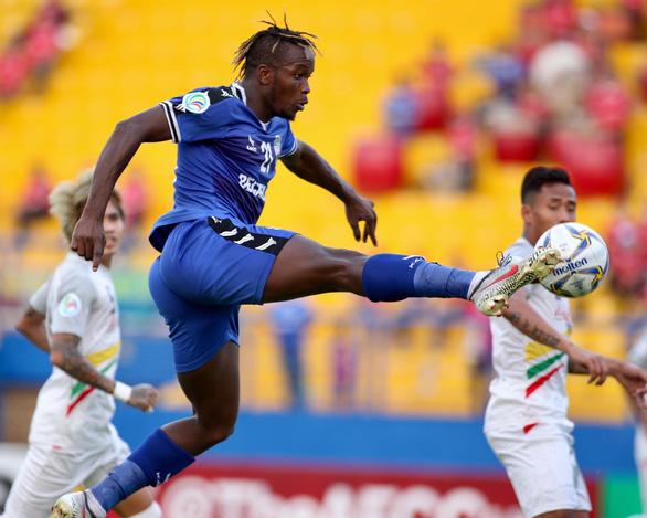 B.Bình Dương vùi dập Shan United 6-0 ở AFC Cup 2019 - Ảnh 1.