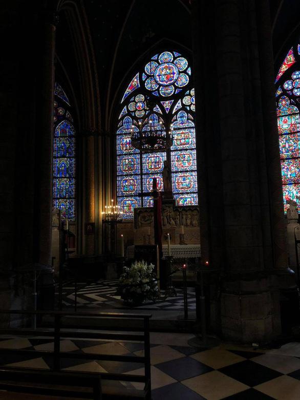 180 tấn chì của nhà thờ Đức Bà Paris sau hỏa hoạn đã bay đi đâu? - Ảnh 7.