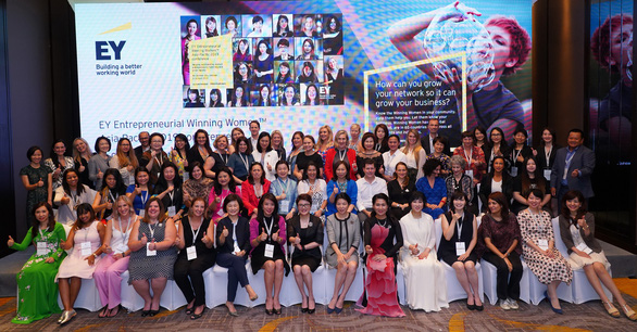 Nữ bác sĩ ngành sữa vào Top doanh nhân thành công châu Á - Ảnh 2.