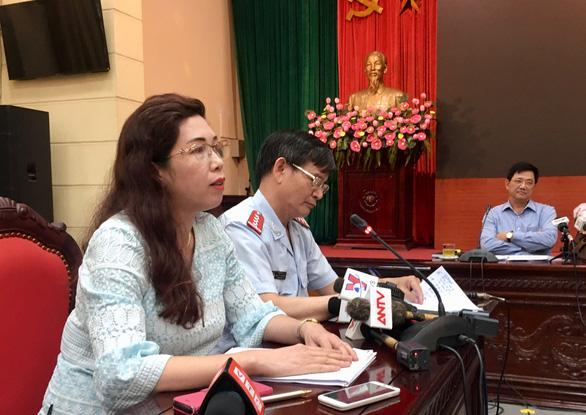 Sữa học đường 17 vi chất làm nóng giao ban báo chí Thành ủy Hà Nội - Ảnh 2.