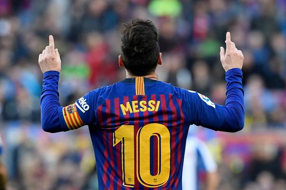 Messi áp đảo Ronaldo, Mbappe ở mọi cuộc đua cá nhân - Ảnh 1.