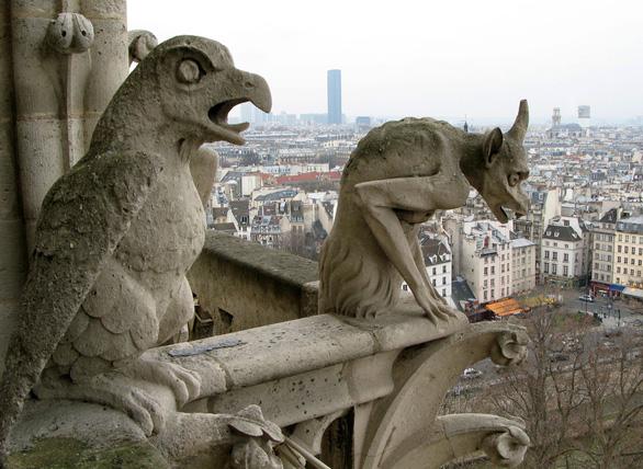 Những cột mốc khiến Nhà thờ Đức Bà Paris nổi tiếng - Ảnh 4.