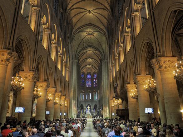 Những cột mốc khiến Nhà thờ Đức Bà Paris nổi tiếng - Ảnh 3.