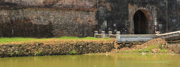 Xác định không đúng mức độ hư hỏng của bờ kè kinh thành Huế - Ảnh 5.