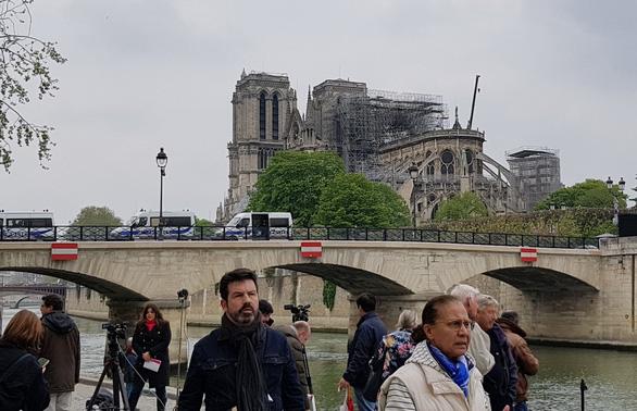 Hỏa hoạn ở nhà thờ Đức Bà Paris: Sẽ tái tạo những gì đã mất - Ảnh 1.